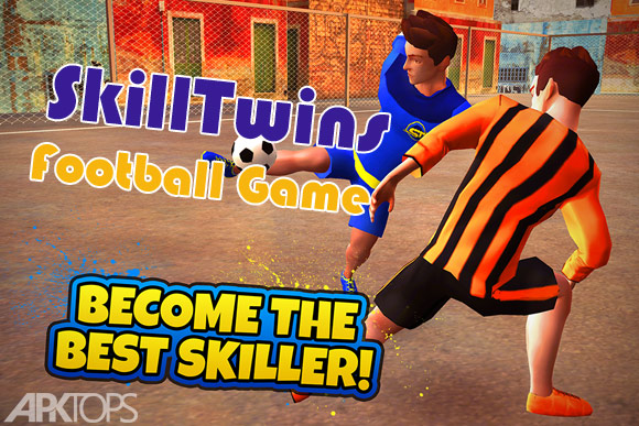 skilltwins-football-game