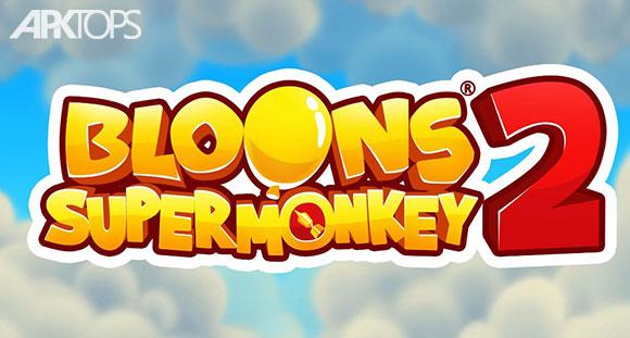 دانلود بازی Bloons Supermonkey 2
