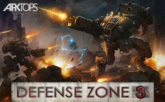 دانلود بازی Defense Zone 3