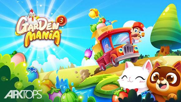 دانلود بازی Garden Mania 3