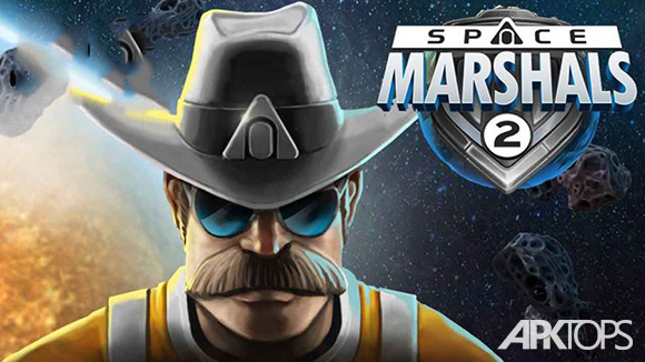 دانلود بازی Space Marshals 2 اسپیس مارشال