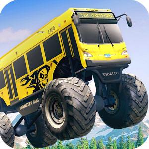 crazy-monster-bus-stunt-race-logo