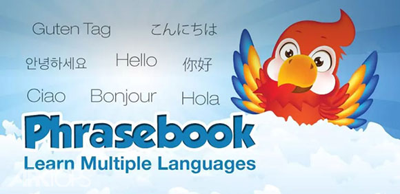 phrasebook-learn-languages