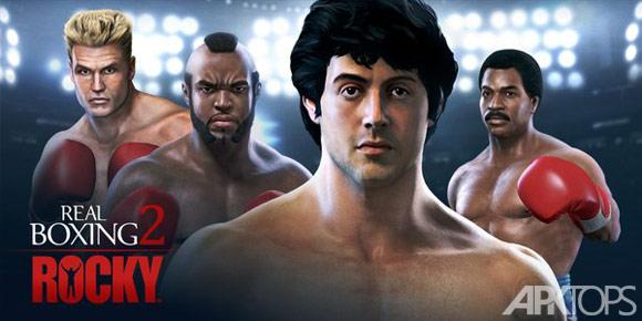 Real Boxing 2 بازی بوکس واقعی 2
