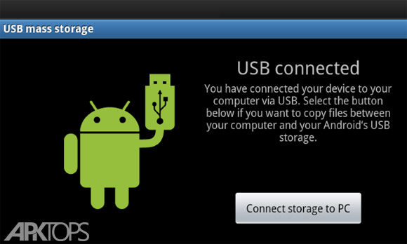USB MASS STORAGE Enabler