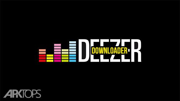 deezer-downloader دانلود آهنگ های سایت دیزر