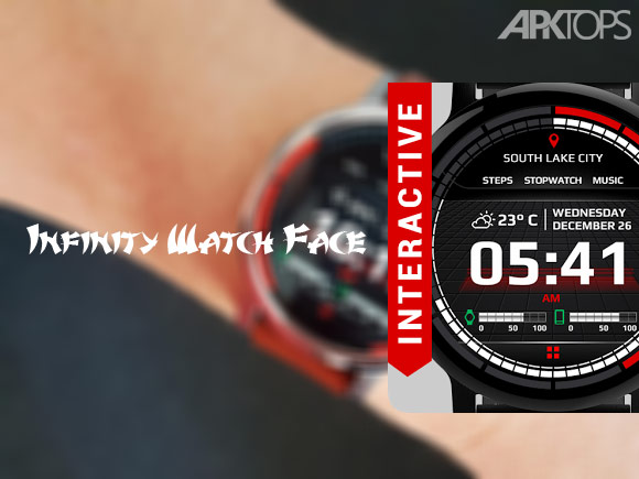 infinity-watch-face