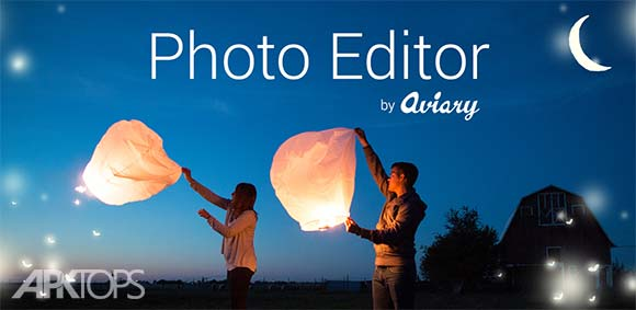 Photo Editor by Aviary Unlocked v4.8.4 دانلود برنامه ویرایش تصاویر