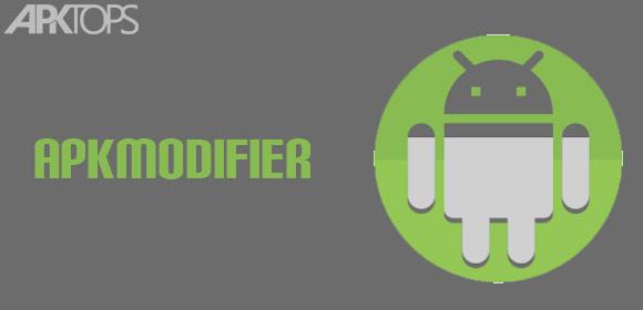 ویرایش فایل های ای پی کی با ApkModifier