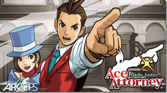 دانلود Apollo Justice Ace Attorney
