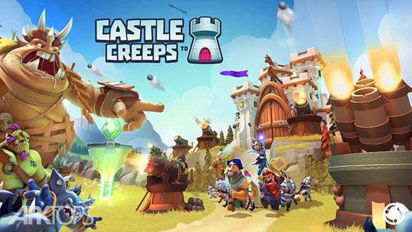 دانلود Castle Creeps TD
