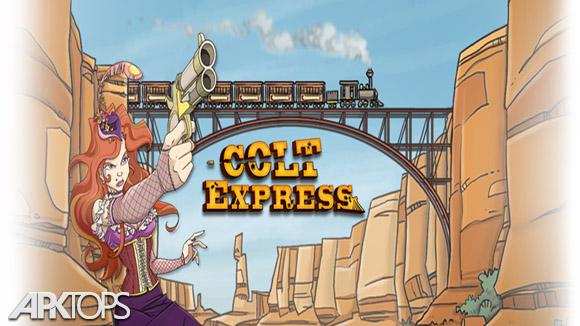 دانلود Colt Express