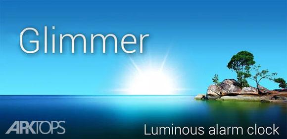glimmer-luminous-alarm-clock