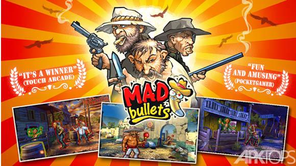 دانلود Mad Bullets