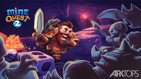 دانلود Mine Quest 2