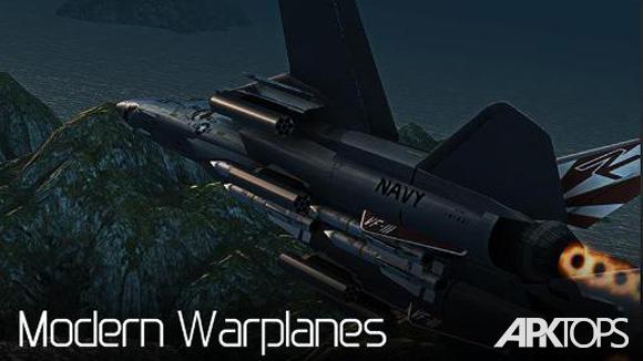 دانلود Modern Warplanes