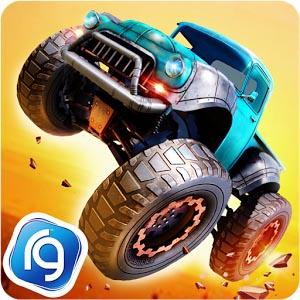 Monster Truck Racing logo