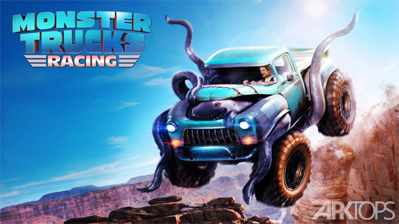 دانلود Monster Truck Racing
