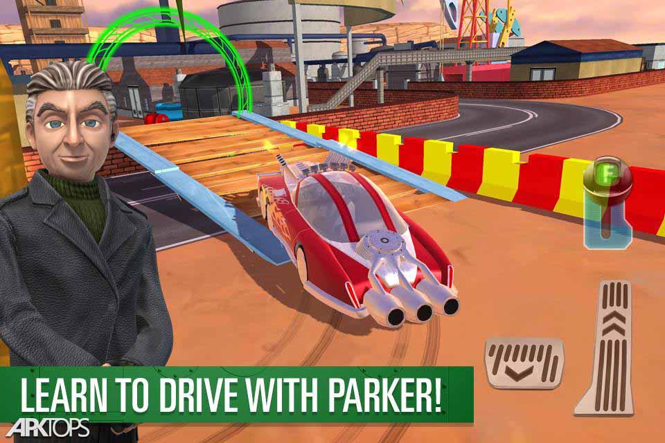 Parker's Driving Challenge v1.0 دانلود بازی چالش رانندگی پارکر برای اندروید