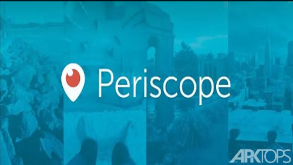 دانلود Periscope - Live Video