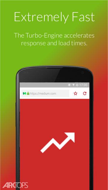 Power Browser - Fast Internet v72.0.2016123149 مرورگر سبک و سریع اندروید