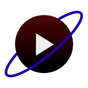 PowerAudio Pro music player logo