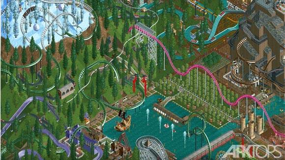 دانلود RollerCoaster Tycoon Classic
