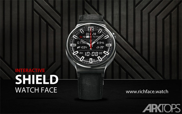 shield-watch-face