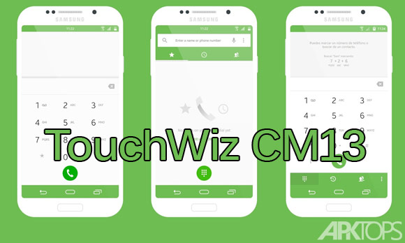 TouchWiz for CM13