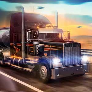 Truck Simulator USA v1.1.0 بازی شبیه ساز کامیون در آمریکا برای اندروید + انلاین