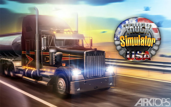 دانلود Truck Simulator USA