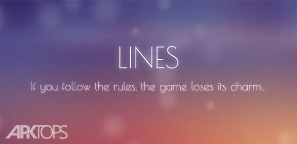 LINES | PRO بازی پازل جذاب و فکری خطوط اندروید