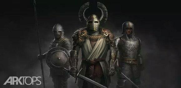 Knights Fight: Medieval Arena بازی اکشن شوالیه مبارز اندروید
