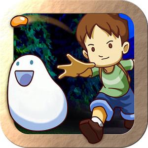 A Boy and His Blob logo