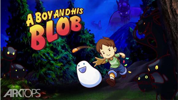 دانلود A Boy and His Blob