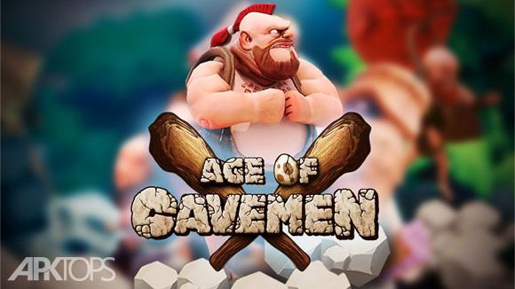 دانلود Age of Cavemen