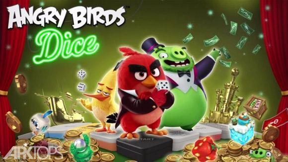 دانلود Angry Birds Dice