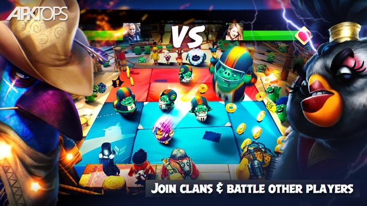 Angry Birds Evolution v1.23.0 دانلود بازی پرندگان خشمگین اوولوشن