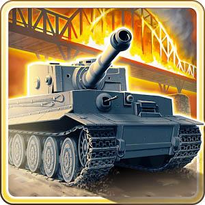 Burning Bridges 1944 logo