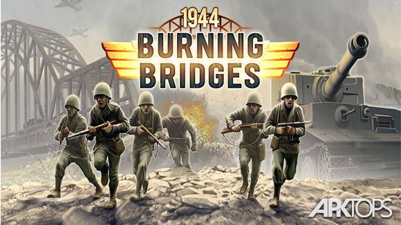 دانلود Burning Bridges 1944