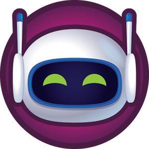 Coddy World on Algorithm logo