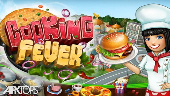 دانلود Cooking Fever
