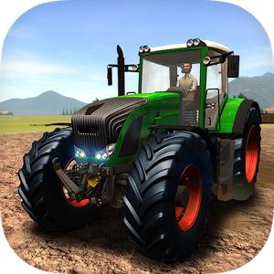 Farmer Sim 2015 logo