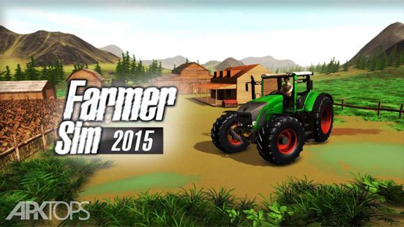 دانلود Farmer Sim 2015
