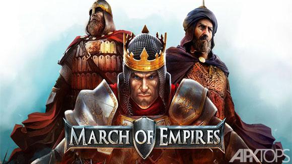 دانلود March of Empires