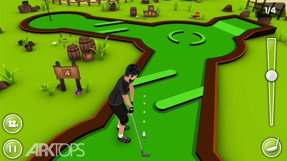 دانلود Mini Golf Game 3D