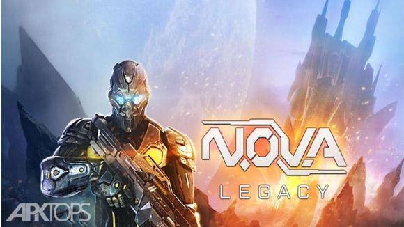 دانلود N.O.V.A. Legacy