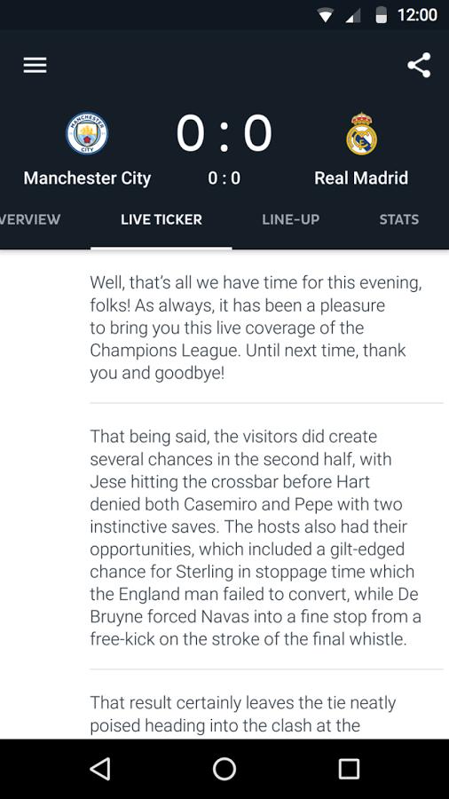 Onefootball Live Soccer Scores v11.10.1.408 دانلود اخبار و نتایج زنده فوتبال