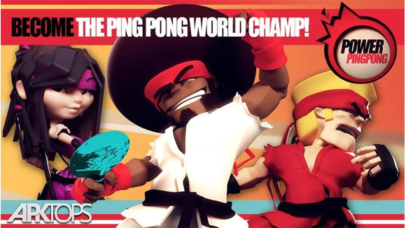 دانلود Power Ping Pong