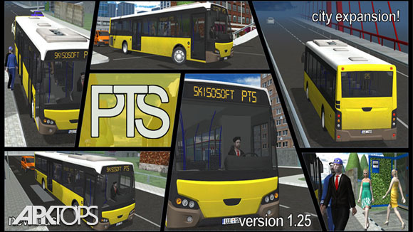 دانلود Public Transport Simulator